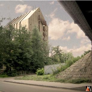 Вид с земледельческой улицы
